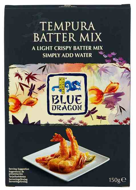 Bilde av Blue Dragon Tempura batter mix.