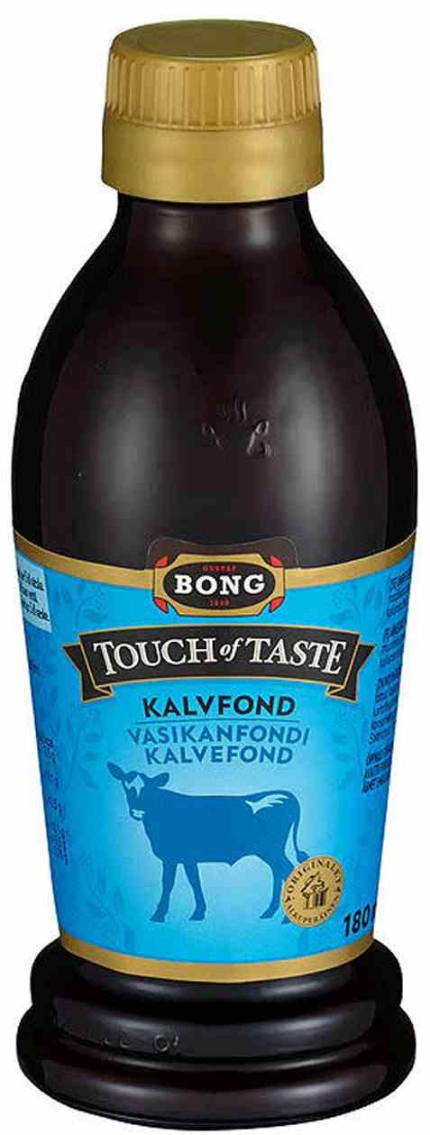 Bilde av Touch of Taste Kalvefond.