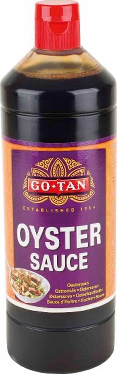 Bilde av Go-tan Oyster sauce.