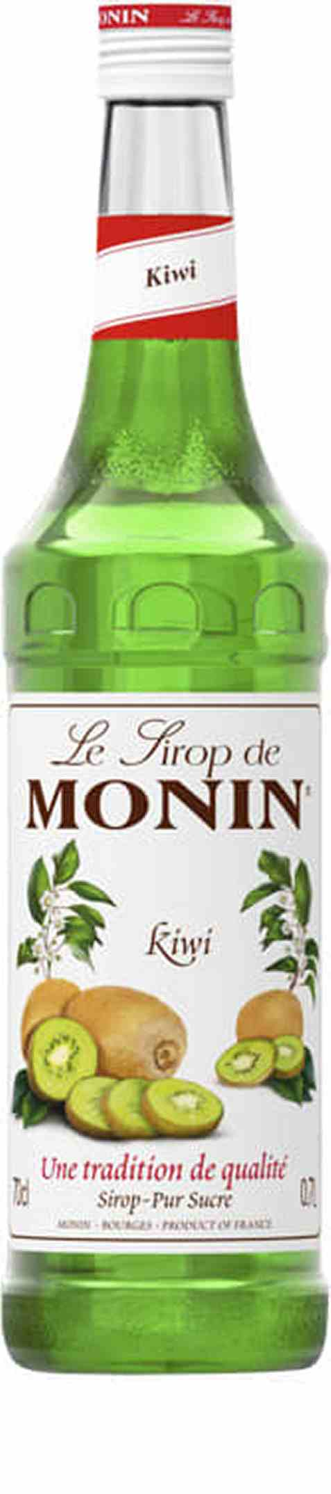 Bilde av Monin kiwi sirup.