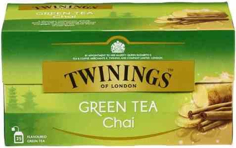 Bilde av Twinings grønn te chai.