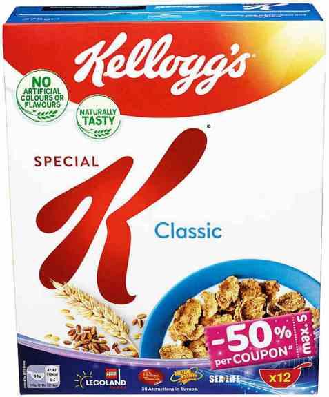 Bilde av Kelloggs special K.