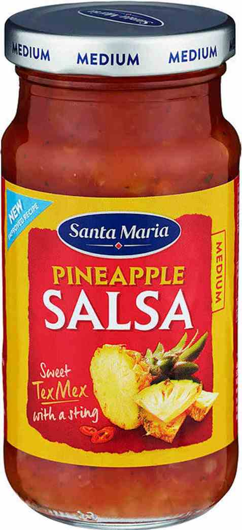Bilde av Santa Maria Pineapple Salsa medium.