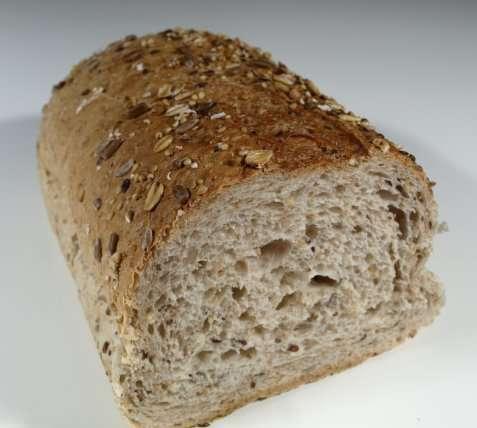 Bilde av Coop steinovnsbakt 7-kornbrød.
