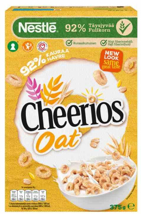Bilde av Havreringer, Nestlé Cheerios.