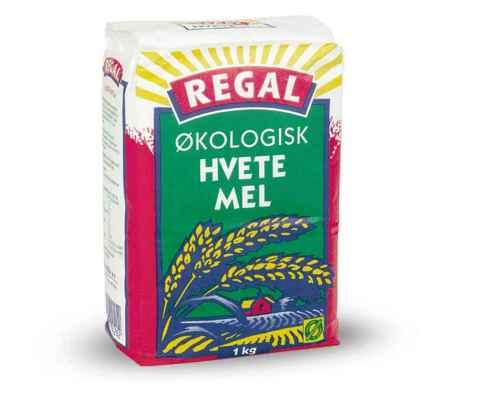 Bilde av Regal Økologisk hvetemel.