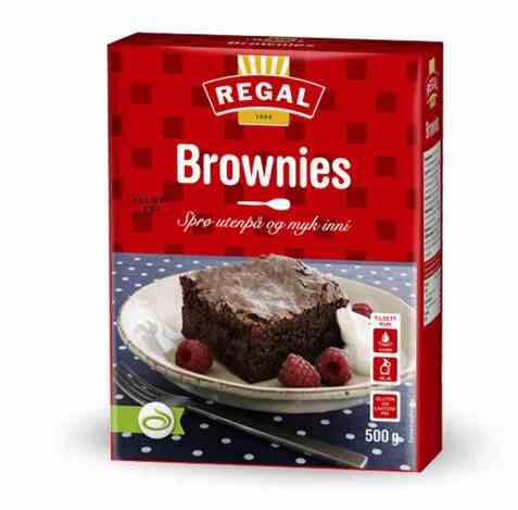 Bilde av Regal Brownies.