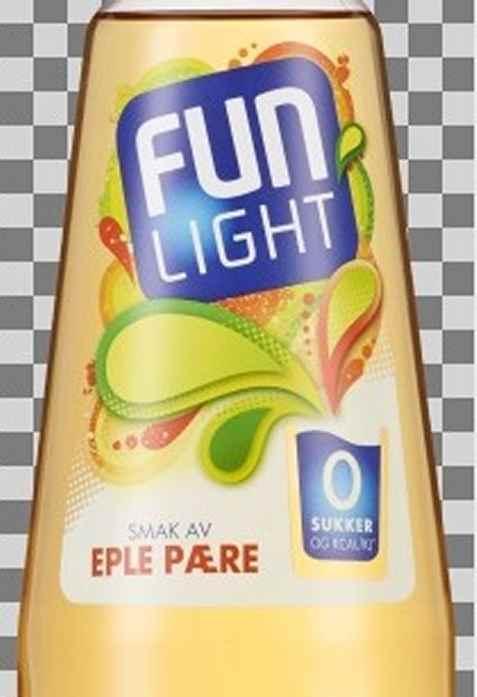 Bilde av Fun Light eple pære.