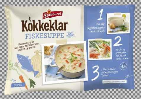 Bilde av Stabburet kokkeklar Fiskesuppe.