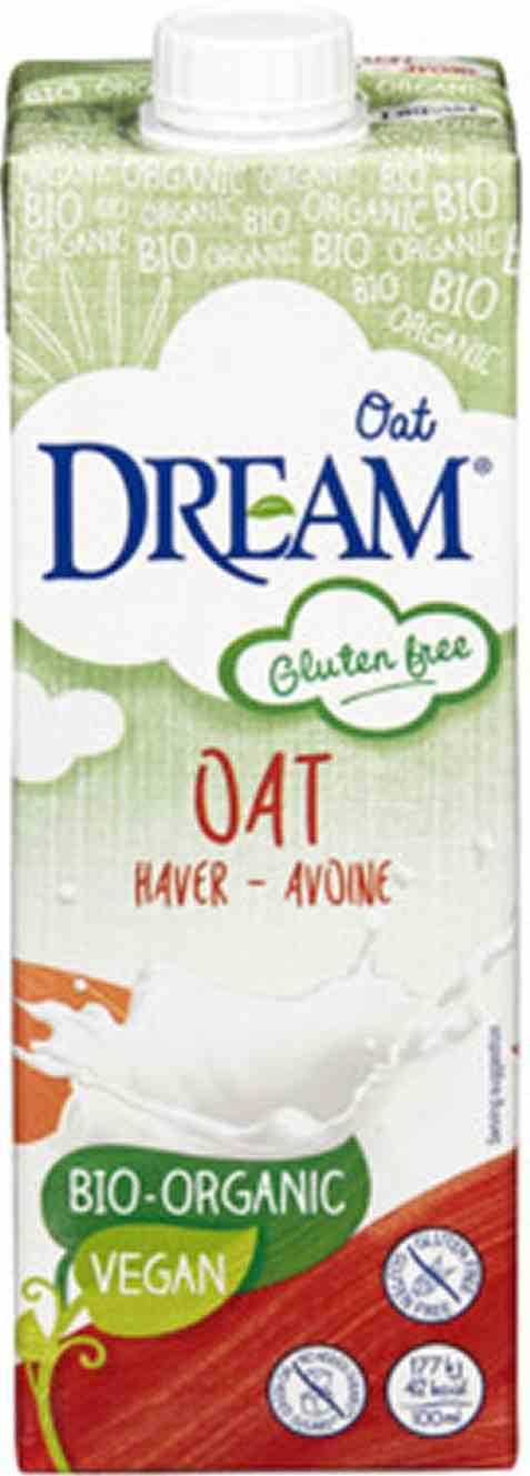Bilde av Rice Dream økologisk havredrikk.
