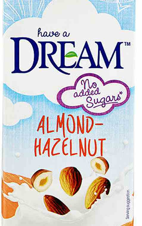 Bilde av Rice Dream Hasselnøtt-mandler.