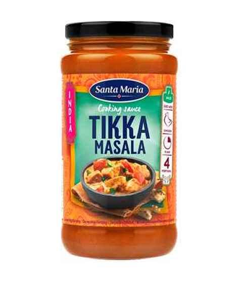 Bilde av Santa Maria Tikka Masala Cooking Sauce.