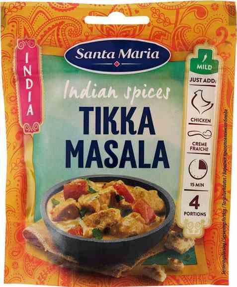 Bilde av Santa Maria Tikka Masala spice mix.