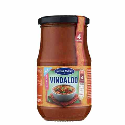 Bilde av Santa Maria Vindaloo Cooking Sauce.