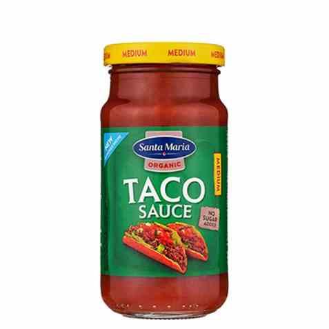 Bilde av Santa Maria Organic Taco Sauce.
