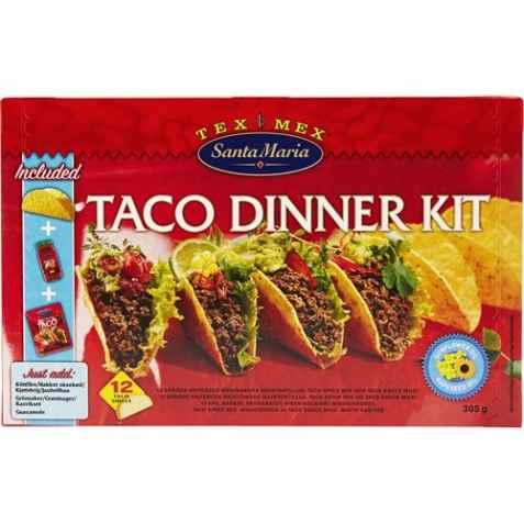 Bilde av Santa Maria Taco Dinner Kit.