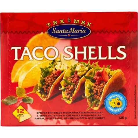 Bilde av Santa Maria Taco Shells.