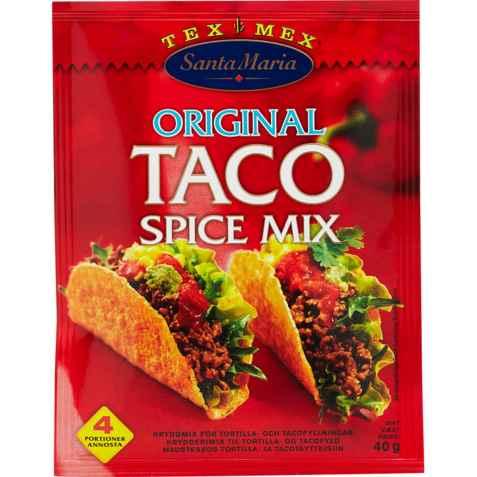 Bilde av Taco kryddermix, Santa Maria.