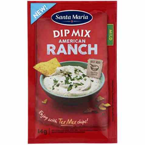 Bilde av Santa maria Taco Topping Ranch Style.