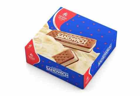 Bilde av Hennig Olsen sandwich sparepakke.