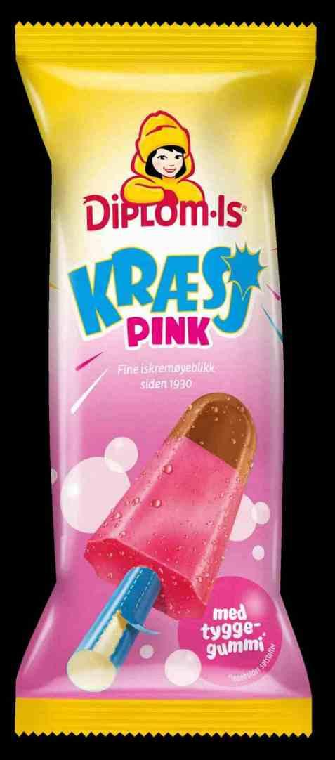 Bilde av Diplom kræsj pink.