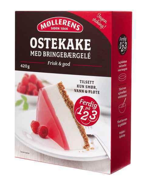 Bilde av Møllerens ostekake.