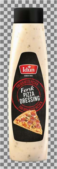 Bilde av Idun Fersk Pizzadressing.
