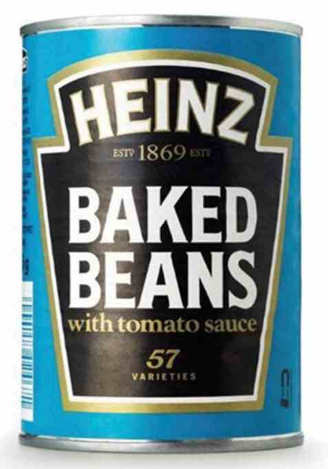Bilde av Heinz baked beans.