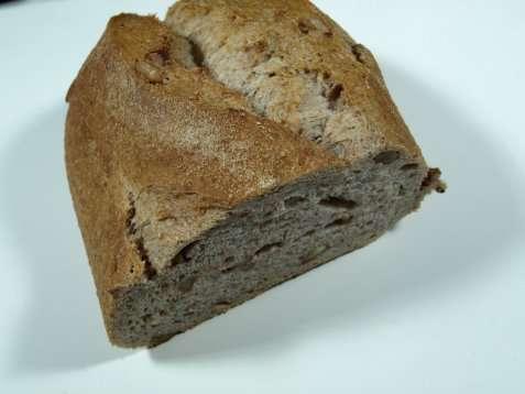 Bilde av Mesterbakeren steinovnsbakt nøttebrød.
