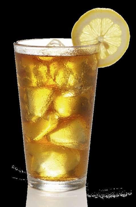 Bilde av Rauch ice Tea Lemon.