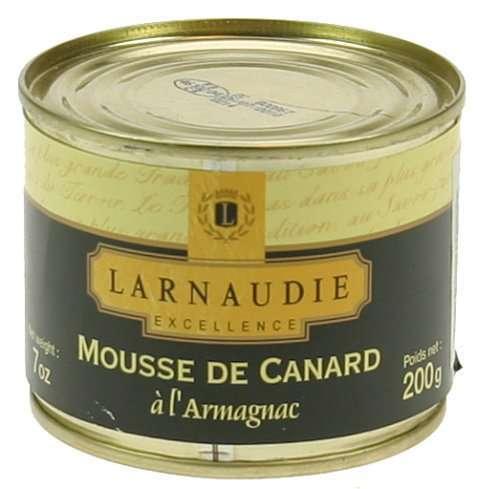 Bilde av Andelevermousse m/armagnac.