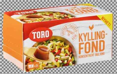 Bilde av Toro kyllingfond.