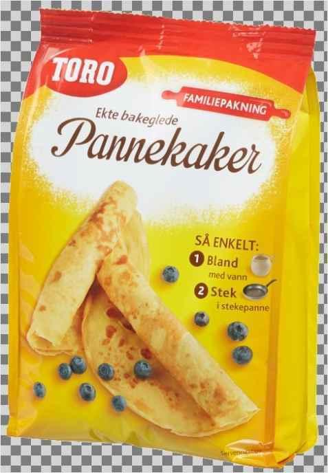 Bilde av Toro pannekaker familiepakning.