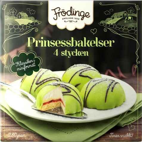 Bilde av Frödinge Prinsessbakelser 4-pack.