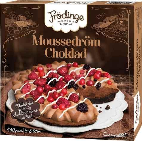 Bilde av Frødinge Moussedrøm Choklad.