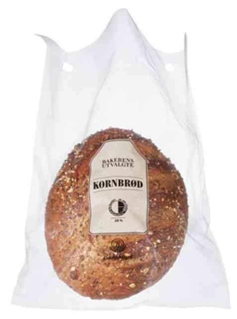Bilde av Bakehuset bakerns utvalgte kornbrød.