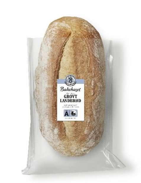 Bilde av Bakehuset vårt beste grovt landbrød.