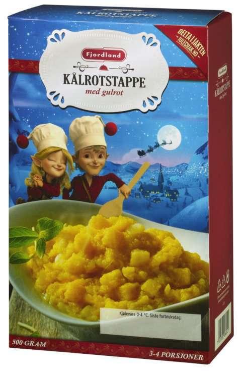 Bilde av Fjordland kålrotstappe familiepk.