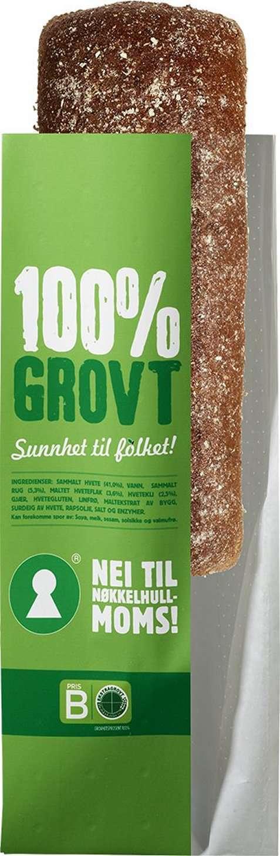 Bilde av Bakehuset kiwi grovbrød.