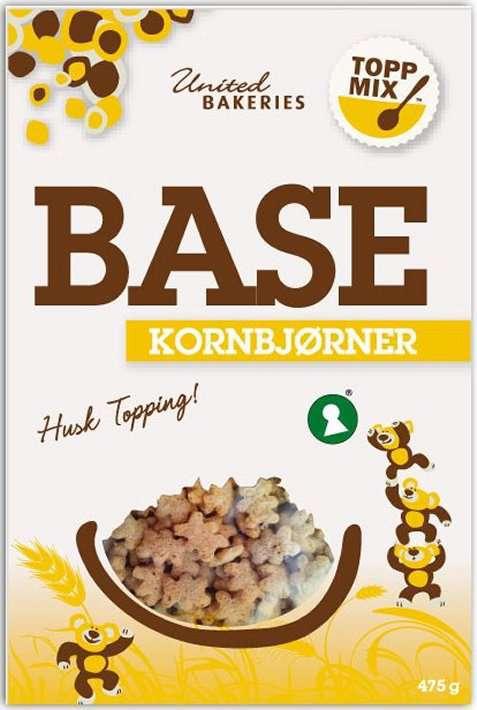 Bilde av Toppmix base Kornbjørner.