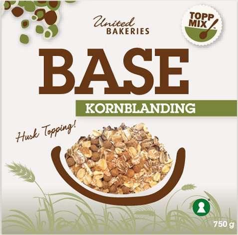 Bilde av Toppmix base Kornblanding.