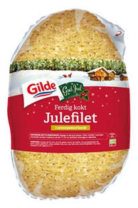 Bilde av Gilde Julefilet med sennepsmarinade.