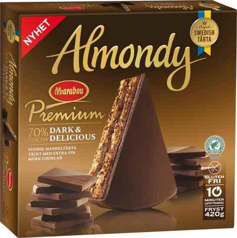 Bilde av Almondy Freia Premium 70 prosent.