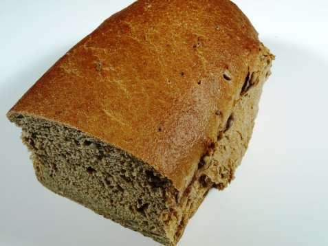 Bilde av Coop byggbrød med solsikkefrø.