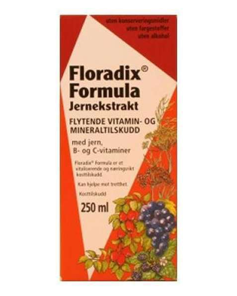 Bilde av Floradix.