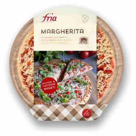 Bilde av Fria Pizza Margherita.