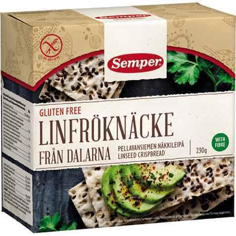 Bilde av Semper linfrøknacke.