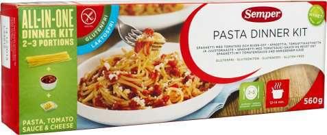 Bilde av Semper Pasta Dinner Kit.