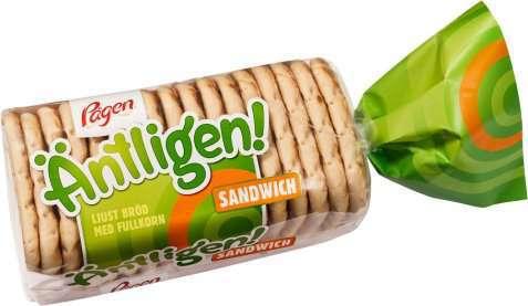 Bilde av Pågen antligen! Sandwich.