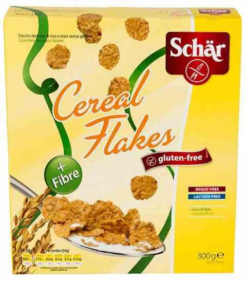 Bilde av DrSchar Cereal Flakes.